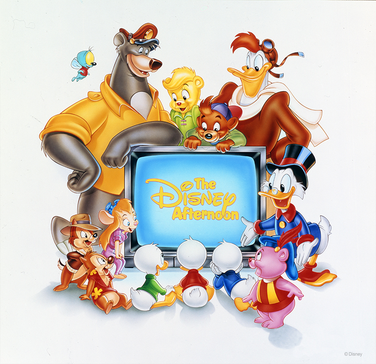 Disney seriály
