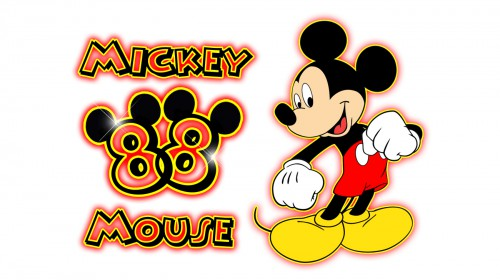 88. narozeniny Mickey Mouse
